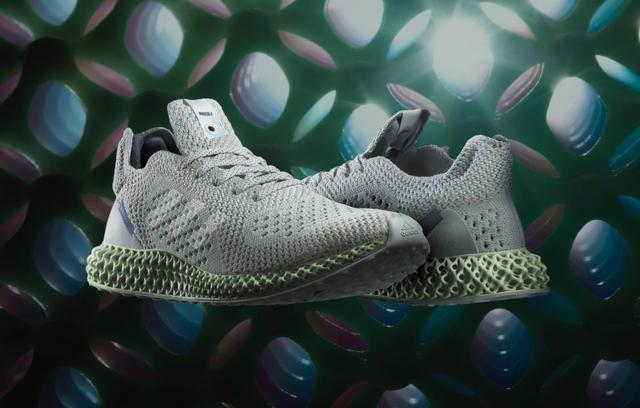 阿迪达斯(adidas )联名版 FutureCraft 4D 跑鞋8月登陆上海