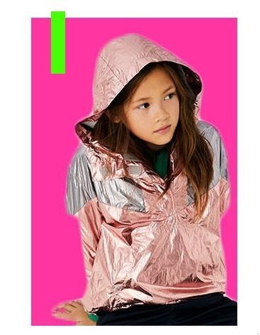 Zara2018秋冬Future Wear系列童装  玩趣的年代