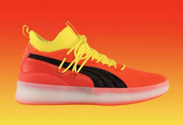 PUMA(彪马)篮球鞋回来了!  17 年后的回归之作