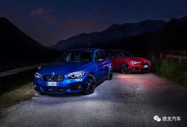 寶馬意大利推出BMW 1 Series M Power Edition限量款