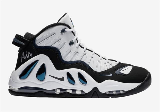 耐克水滴鞋来啦!Nike Air Max Uptempo 97 将有新色登场